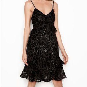 Victoria's Secret Very Sexy Leopard Slip Dress